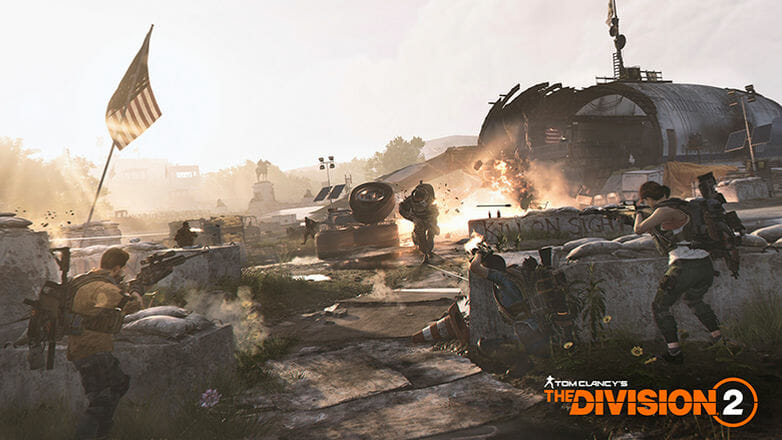 Will the Division 2 Get it Right? - The Games' Edge