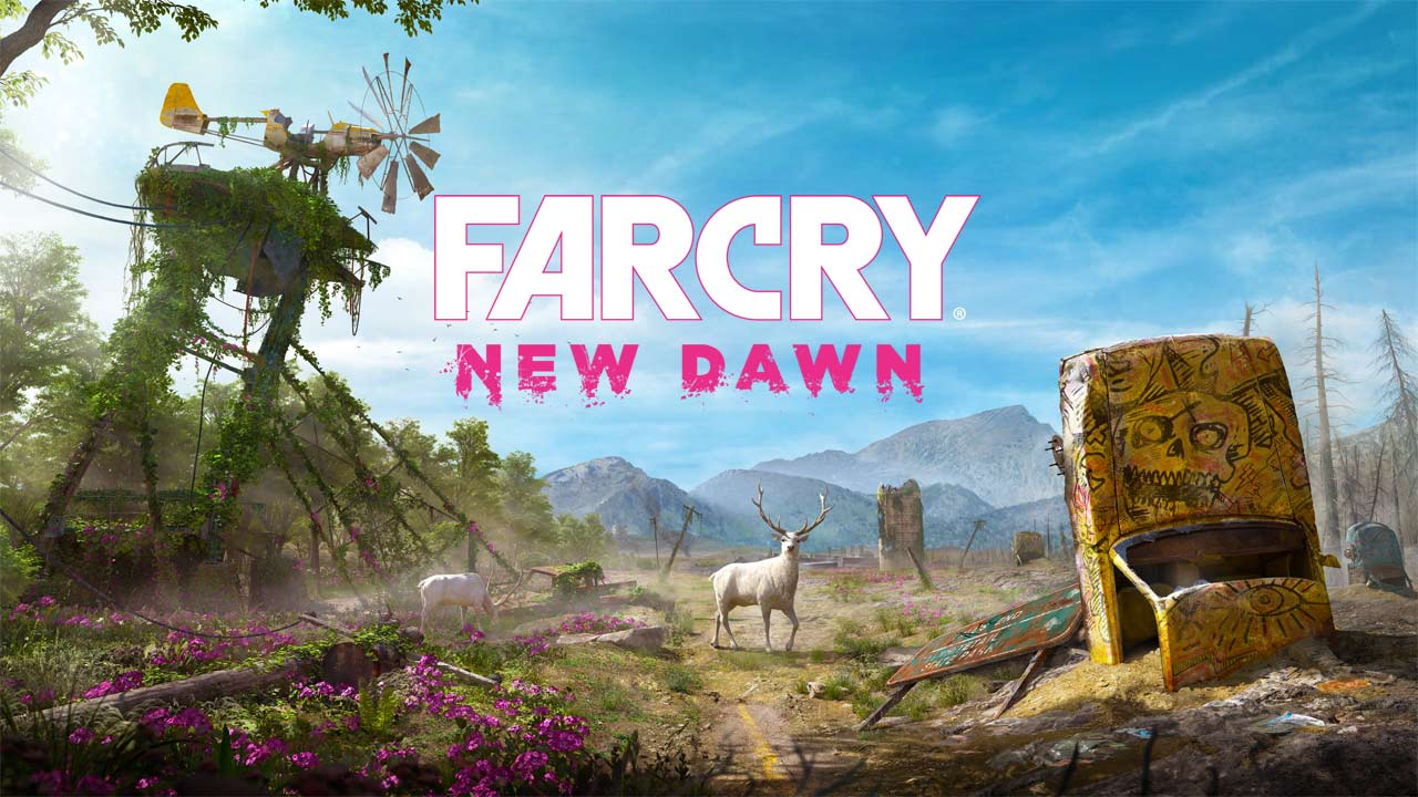 Could Far Cry Usher In A New Dawn For A Colourful Apocalypse