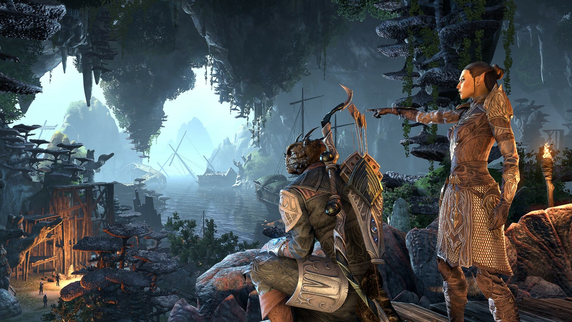 The Elder Scrolls Online Finally Achieves Its Potential